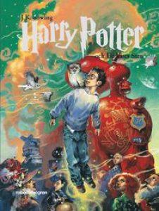 Harry Potter och de vises sten ljudbok