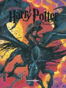 Harry Potter och Fenixorden ljudbok