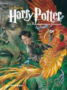 Harry Potter och hemlighetens kammare ljudbok