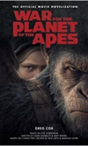 War for the planet of the apes ljudbok