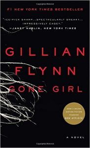 Gone girl ljudbok