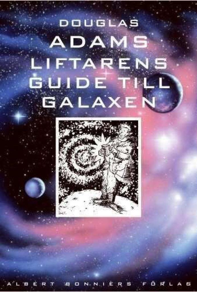 Liftarens guide till galaxen ljudbok