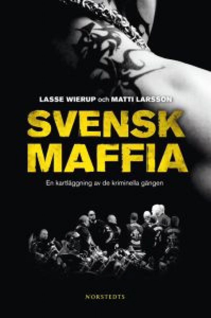 Svensk maffia ljudbok