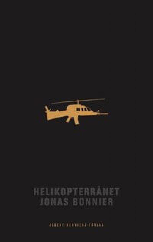 helikopterrånet - Ljudbok & e-bok