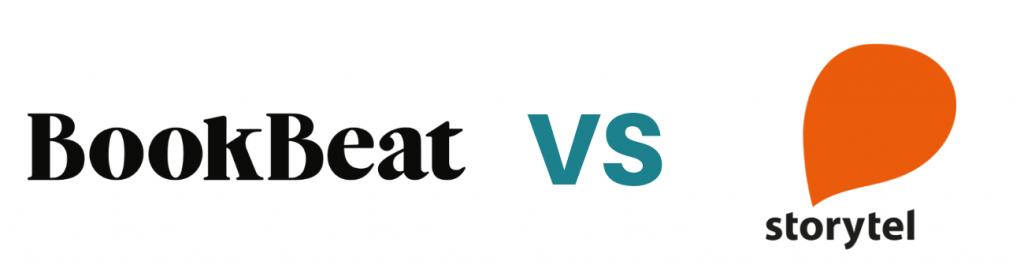 Bookbeat vs Storytel